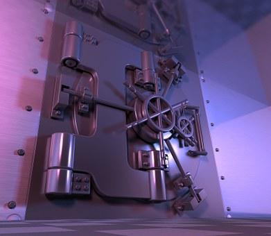 1. httpspixabay.comensafe-vault-steel-door-banking-913452
